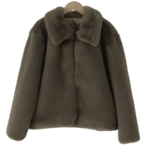 Premium Mink Shorter Jacket