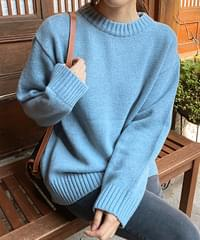 Page Round Knit-Ramswool70