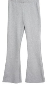 Pia Fleece-lined Flared leggings pants
