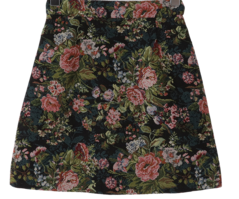Flower guard mini skirt