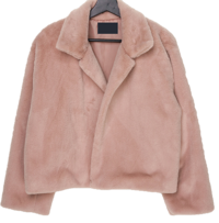 Marianne collar fur jacket