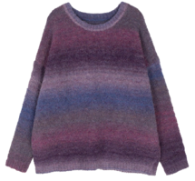 Felice Pattern Crew Neck Knit