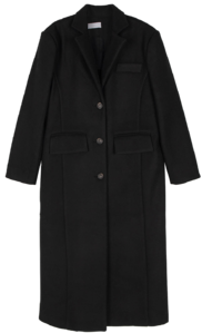 Stay Over Wool Long Coat