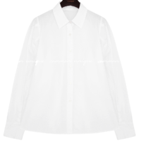 MURIEL PUFF COTTON BLOUSE