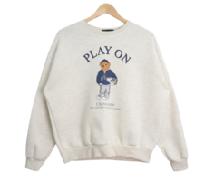 Play Bear Raised Sweatshirts