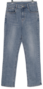 Bantai Slim Straight Fit Denim Pants
