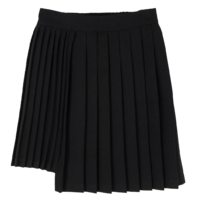 Rose Unfoot Tennis Mini Skirt