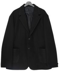 Art Wool Wool Overfit Jacket
