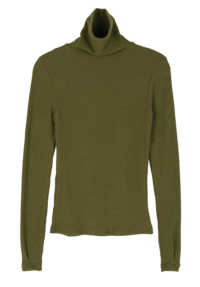 Butter warmer turtleneck top