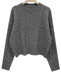 Ram Twisted Knitwear