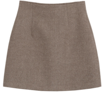 Old Wool Skirt