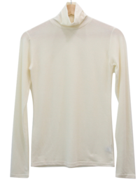 Soft wool Turtleneck T-shirt