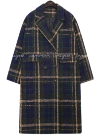CLODY DOUBLE CHECK COAT