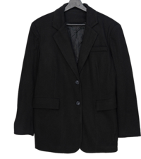 Turtleneck Inn Standard Overfit Wool Jacket