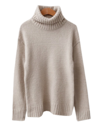 Everyday Turtleneck Knitwear