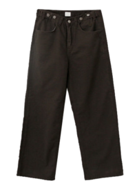 Bijo Fleece-lined pants
