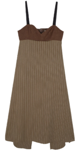 Fundy wrap maxi dress