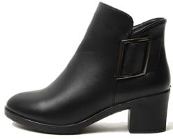 Belgian ankle boots 6cm