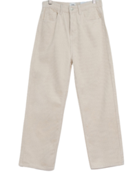 Betty Golden wide trousers