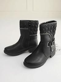 AELTS ankle boots 4cm