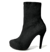 Re-Jeep Go Inside Kill Heel Ankle Boots 11cm