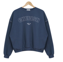 Cherish Deki Raised Sweatshirt