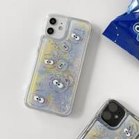 Dust Glitter Moving Water Shaker iPhone Case