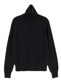 Jamie Cashmere Turtleneck Knit