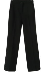 Pines Fleece-lined semi Flared slacks