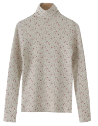 Pineflower Warm Polar T-shirt