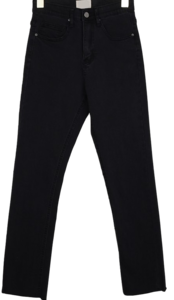 Ward straight trousers