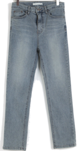 Moid Fleece-lined denim pants