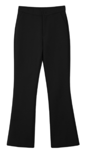 Semi Flared slacks, whether it's a 《planned product》