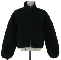 Dumble Crop-Nubim Jacket