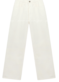 SID NAPPING WIDE COTTON PANTS