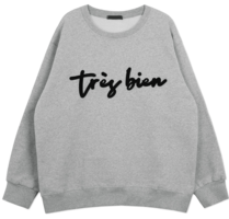 'BIEN' Songchi sweat shirt