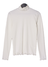 Dao wave slim Turtleneck T-shirt