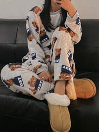 Bear Sleep Pajama Set