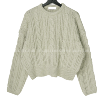 Kapu Round Twisted Knitwear