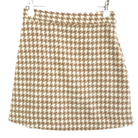 Miffy Hound Check Mini Skirt