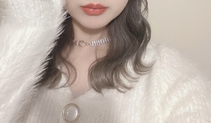 3-way half cubic chain choker
