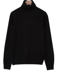 Pound Basic Turtleneck Knitwear