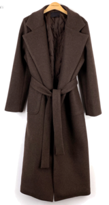 Erb Long Coat-4color