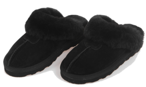 Ugg fur slippers 涼鞋