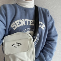 Miniback into the planet Shoulder Bags