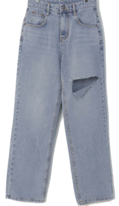 The rom denim Pants