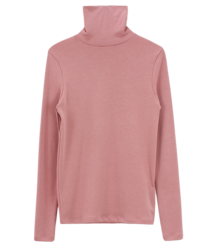 Illy Warm Turtleneck T-shirt