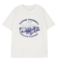 Cannon short sleeve T-shirt