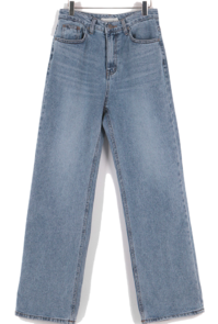 Rayna straight denim pants