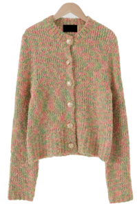 Coco button book cardigan